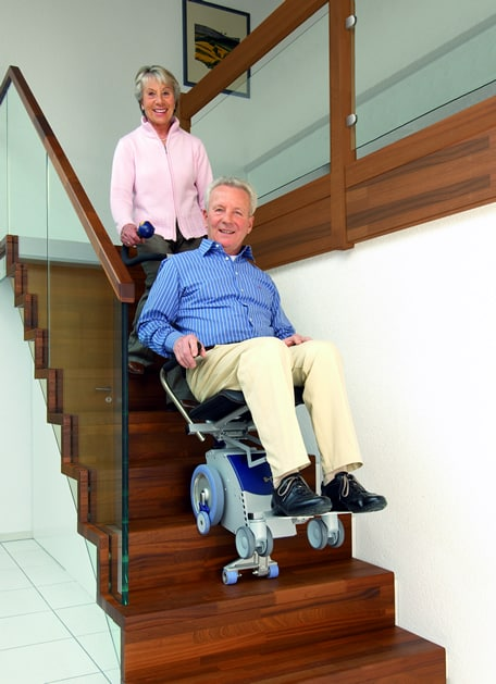 S-Max Sella Adult Stairs